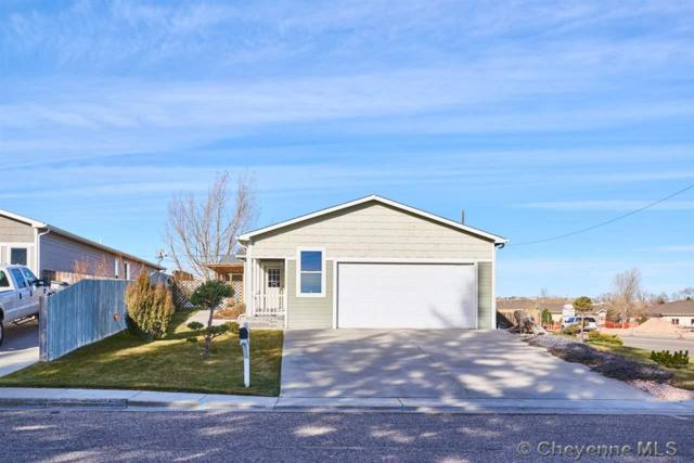 3920 Robitaille Ct, Cheyenne, WY 82001 (MLS #69915) :: RE/MAX Capitol Properties