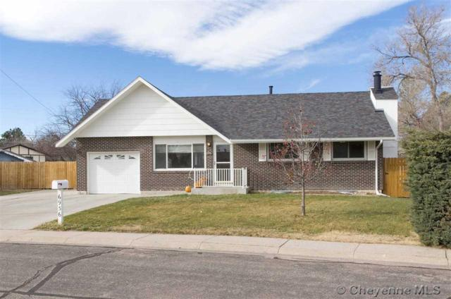6936 Poulos Dr, Cheyenne, WY 82009 (MLS #69920) :: RE/MAX Capitol Properties