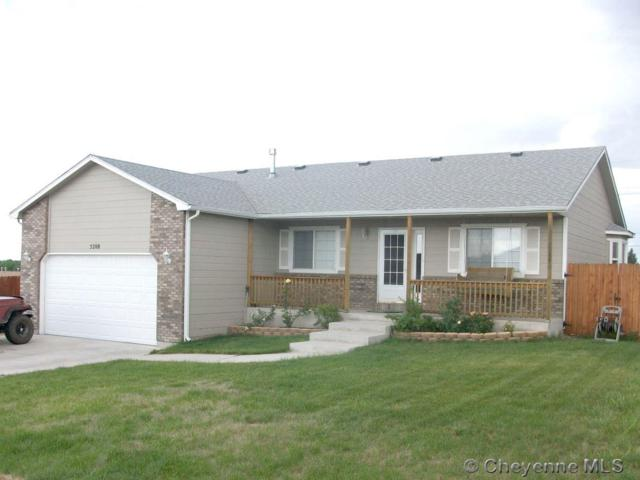 5208 Danielle Ct, Cheyenne, WY 82009 (MLS #69946) :: RE/MAX Capitol Properties