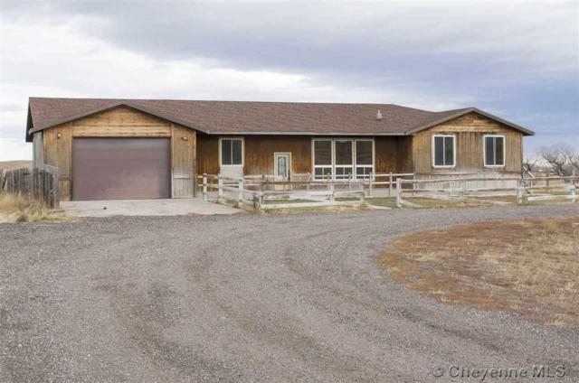 3898 Road 207, Cheyenne, WY 82007 (MLS #69997) :: RE/MAX Capitol Properties