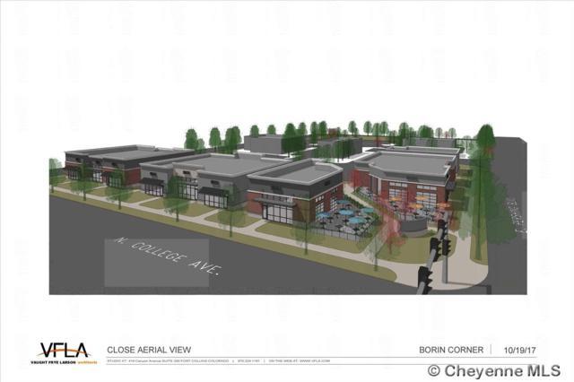 TBD E Pershing Blvd, Cheyenne, WY 82001 (MLS #70047) :: RE/MAX Capitol Properties