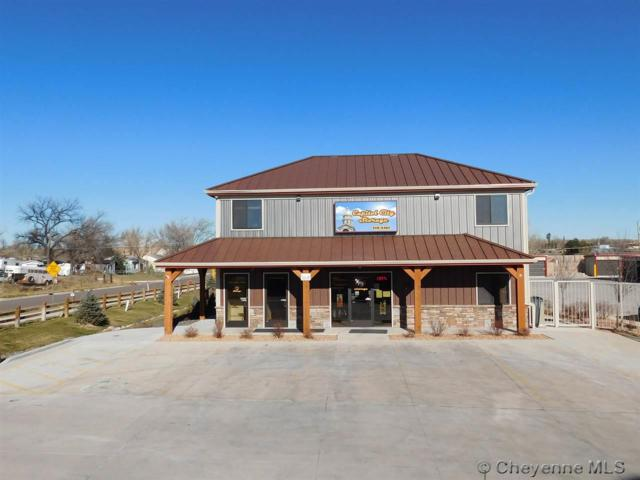 3325 Polk Ave, Cheyenne, WY 82001 (MLS #70059) :: RE/MAX Capitol Properties