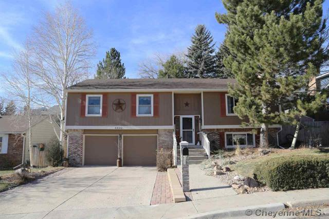 6520 Weaver Rd, Cheyenne, WY 82009 (MLS #70061) :: RE/MAX Capitol Properties