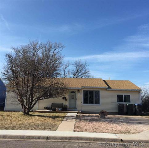 416 Hynds Ave, Cheyenne, WY 82007 (MLS #70062) :: RE/MAX Capitol Properties