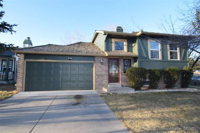 3005 Frontier St, Cheyenne, WY 82001 (MLS #70144) :: RE/MAX Capitol Properties