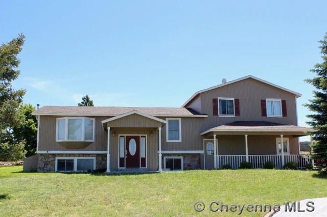 712 Antelope Gap Rd, Wheatland, WY 82201 (MLS #70155) :: RE/MAX Capitol Properties