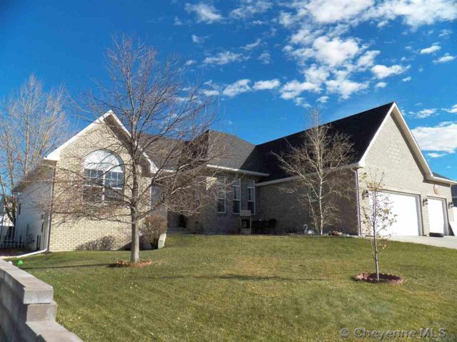 2930 Thomas Rd, Cheyenne, WY 82009 (MLS #70164) :: RE/MAX Capitol Properties