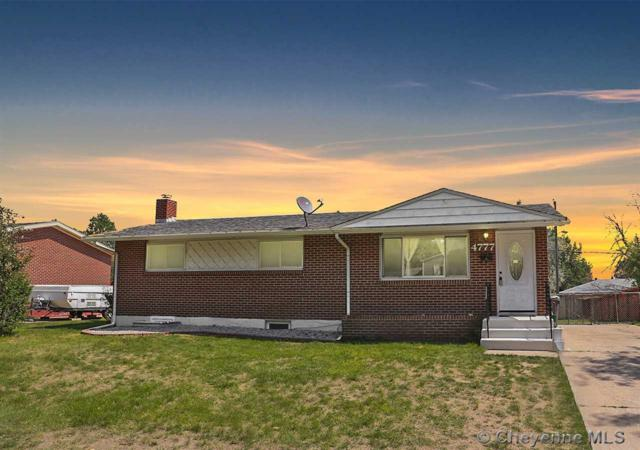4777 Greybull Ave, Cheyenne, WY 82009 (MLS #70184) :: RE/MAX Capitol Properties