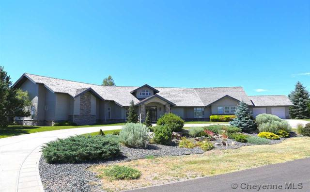2345 Wildhorse Trl, Cheyenne, WY 82009 (MLS #70214) :: RE/MAX Capitol Properties