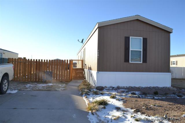 4406 South Pass Trail, Cheyenne, WY 82007 (MLS #70260) :: RE/MAX Capitol Properties