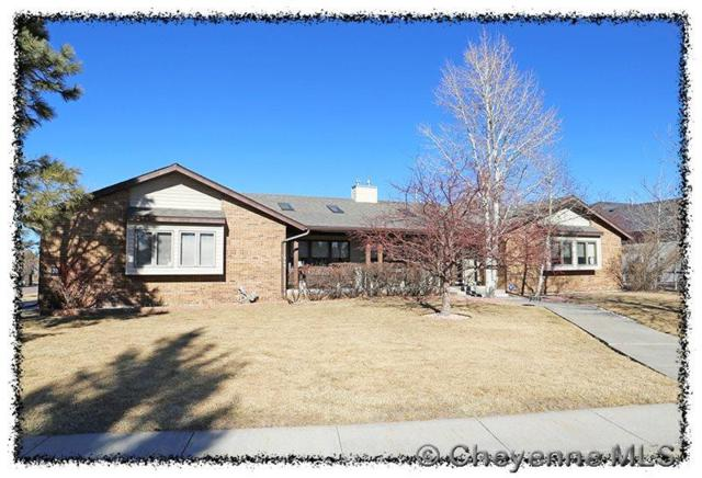 222 Carriage Cir, Cheyenne, WY 82009 (MLS #70263) :: RE/MAX Capitol Properties