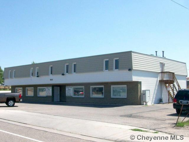 5113 Ridge Rd, Cheyenne, WY 82009 (MLS #70274) :: RE/MAX Capitol Properties