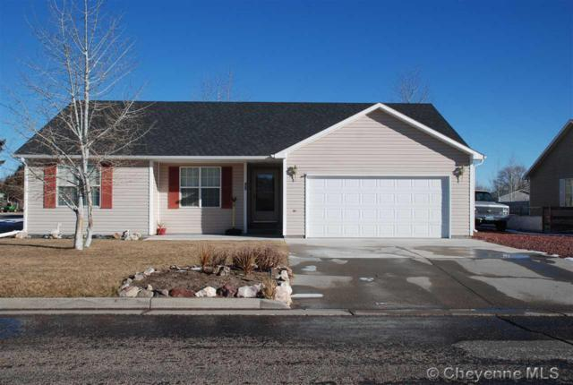 400 River Road, Guernsey, WY 82214 (MLS #70305) :: RE/MAX Capitol Properties