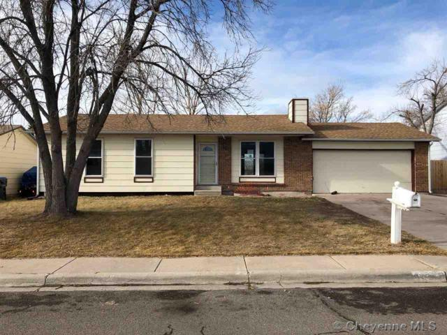 4348 Pathfinder Ave, Cheyenne, WY 82001 (MLS #70307) :: RE/MAX Capitol Properties
