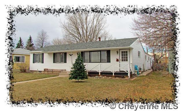 3338 Birch Pl, Cheyenne, WY 82001 (MLS #70310) :: RE/MAX Capitol Properties