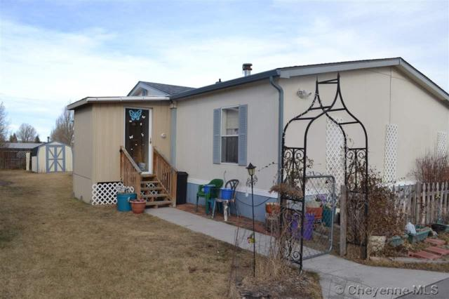716 Pleasant Valley, Cheyenne, WY 82009 (MLS #70312) :: RE/MAX Capitol Properties