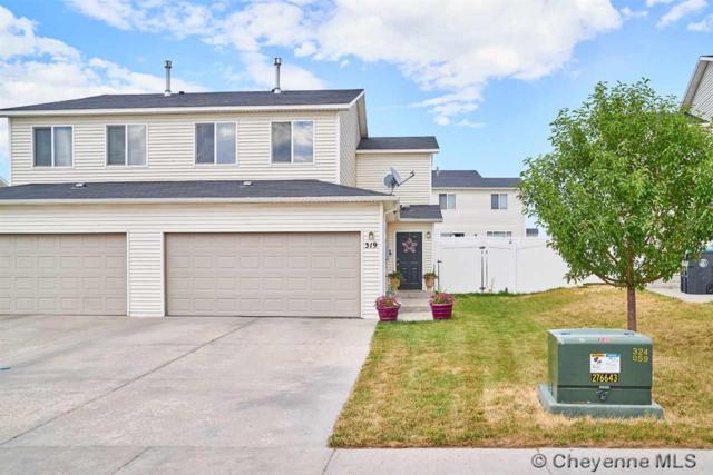 319 Maddies Way, Cheyenne, WY 82007 (MLS #70313) :: RE/MAX Capitol Properties