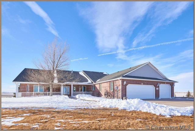 1694 Morning Star Rd, Cheyenne, WY 82009 (MLS #70350) :: RE/MAX Capitol Properties
