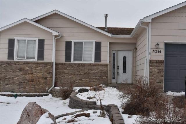 5214 Danielle Ct, Cheyenne, WY 82009 (MLS #70360) :: RE/MAX Capitol Properties
