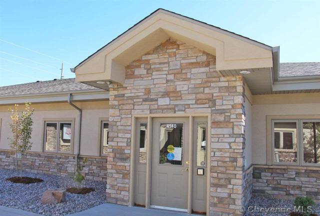 4140-4144 Laramie St, Cheyenne, WY 82001 (MLS #70427) :: RE/MAX Capitol Properties