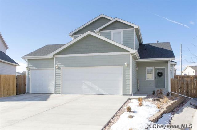 1408 Medley Loop, Cheyenne, WY 82001 (MLS #70448) :: RE/MAX Capitol Properties