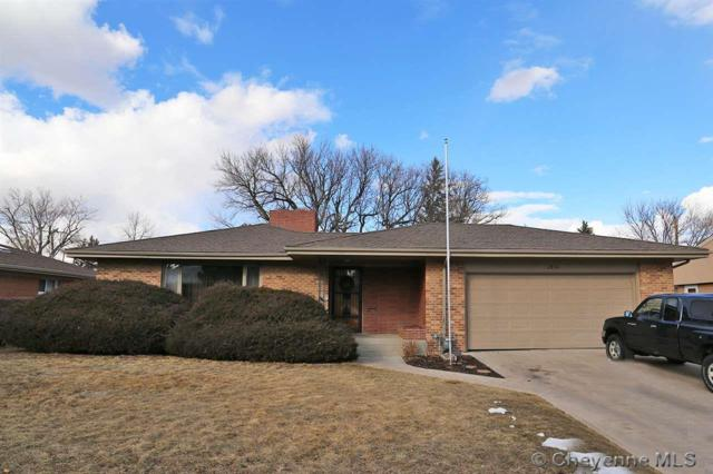 2856 Olive Dr, Cheyenne, WY 82001 (MLS #70476) :: RE/MAX Capitol Properties