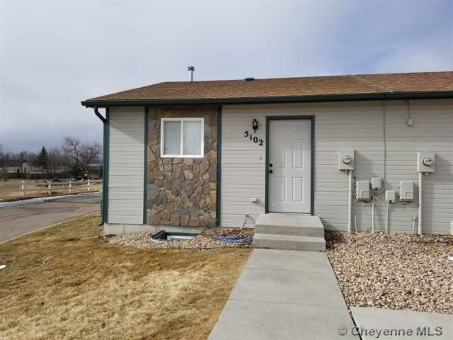 5102 Ridge Rd, Cheyenne, WY 82001 (MLS #70482) :: RE/MAX Capitol Properties