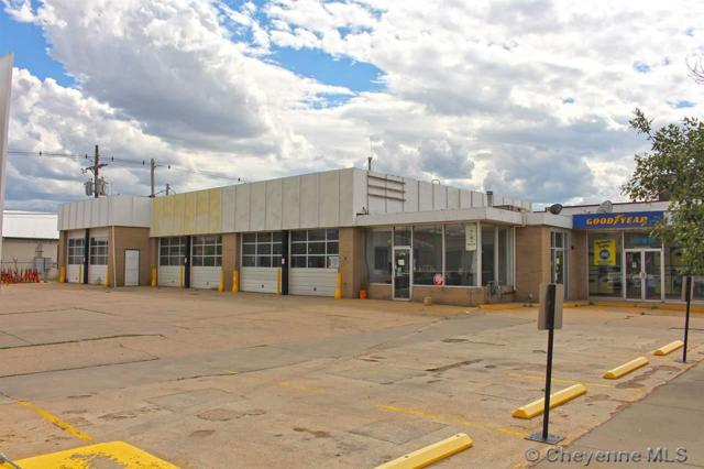 401 W 16TH ST, Cheyenne, WY 82001 (MLS #70487) :: RE/MAX Capitol Properties