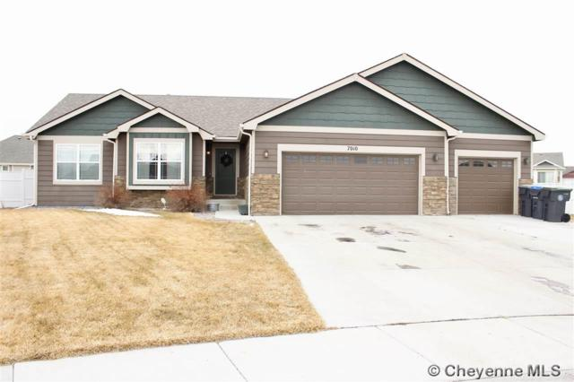 7010 Snowy River Rd, Cheyenne, WY 82001 (MLS #70531) :: RE/MAX Capitol Properties
