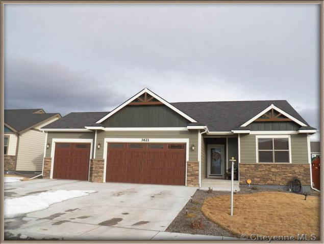 3621 Blue Sage Rd, Cheyenne, WY 82001 (MLS #70534) :: RE/MAX Capitol Properties