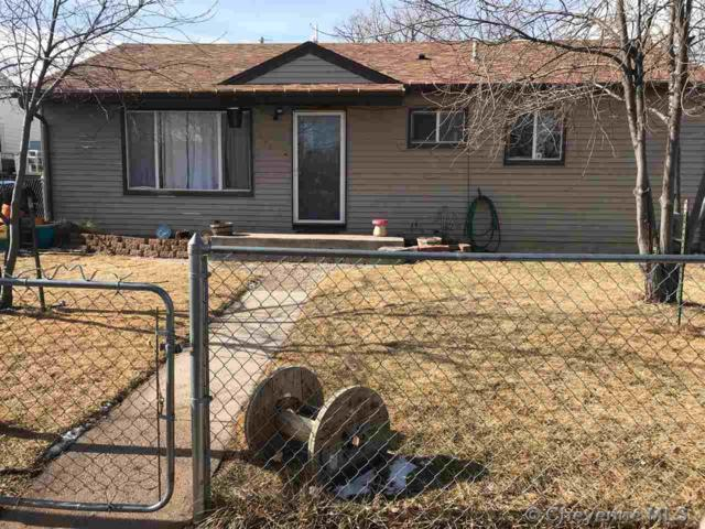 220 Mcfarland Ave, Cheyenne, WY 82007 (MLS #70538) :: RE/MAX Capitol Properties