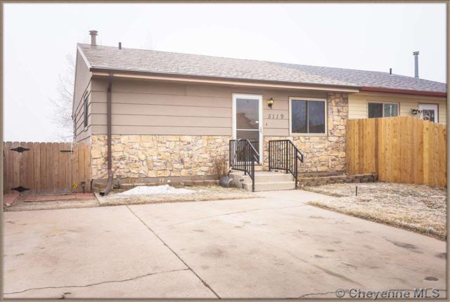 5119 Atlantic Dr, Cheyenne, WY 82001 (MLS #70542) :: RE/MAX Capitol Properties