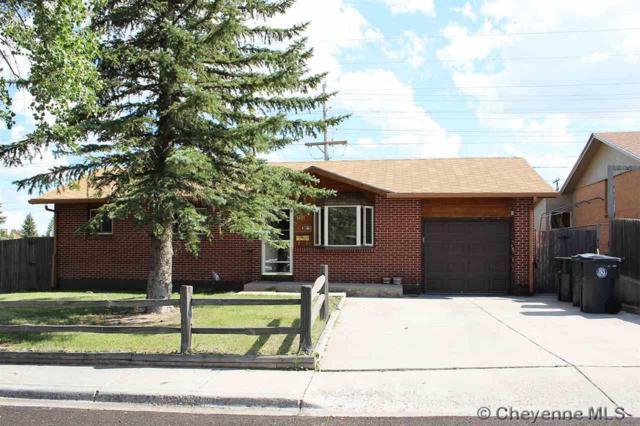 1401 W Jefferson Rd, Cheyenne, WY 82007 (MLS #70543) :: RE/MAX Capitol Properties