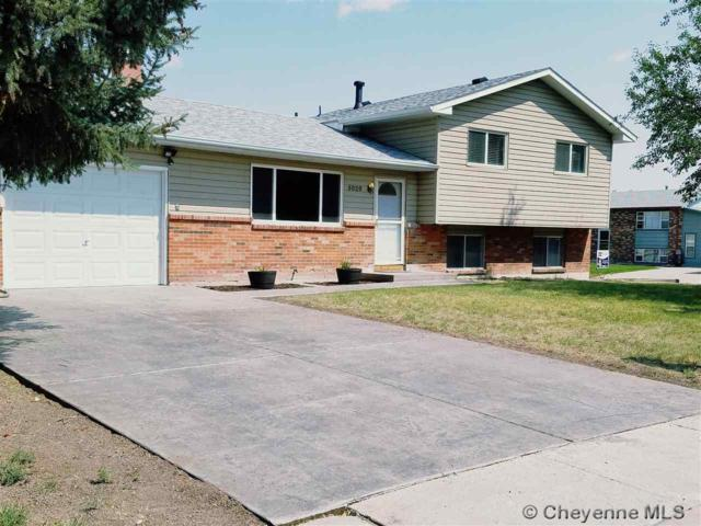 5020 E 8TH ST, Cheyenne, WY 82001 (MLS #70550) :: RE/MAX Capitol Properties