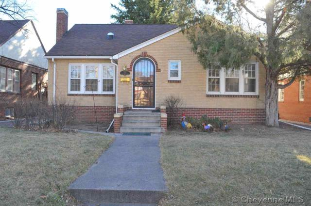 211 W 3RD AVE, Cheyenne, WY 82001 (MLS #70551) :: RE/MAX Capitol Properties
