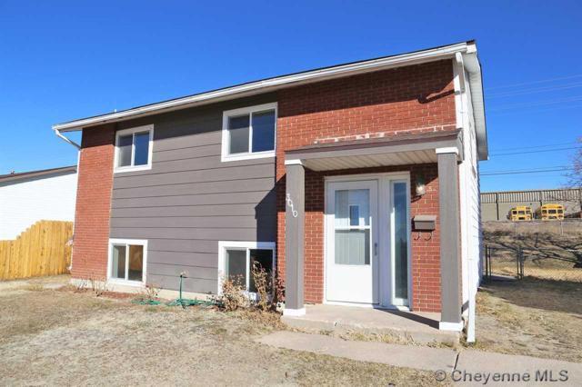 3010 Homestead Ave, Cheyenne, WY 82001 (MLS #70585) :: RE/MAX Capitol Properties