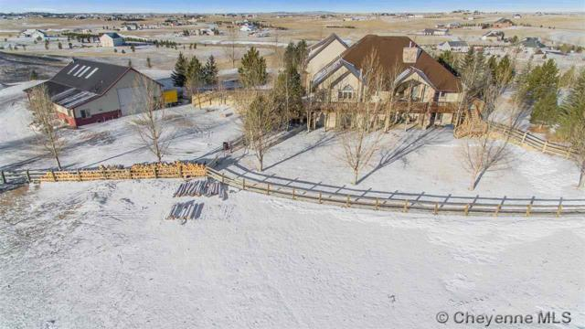 2541 Falling Star Loop, Cheyenne, WY 82009 (MLS #70595) :: RE/MAX Capitol Properties
