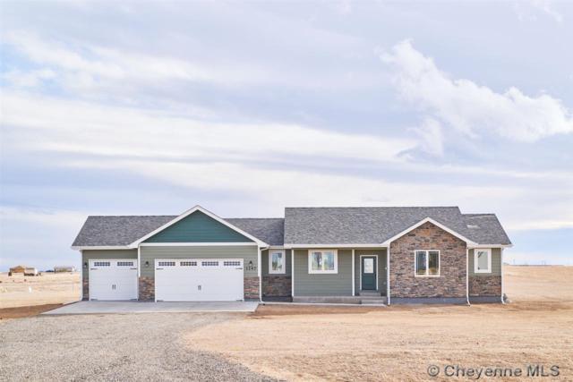 1147 Verlan Way, Cheyenne, WY 82001 (MLS #70606) :: RE/MAX Capitol Properties