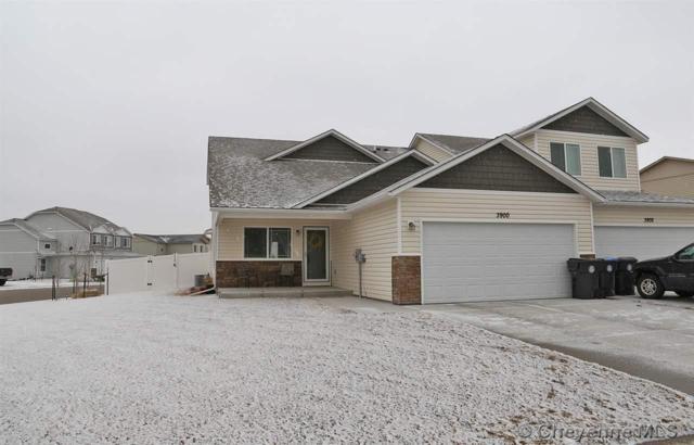 3900 Medicine Man Trl, Cheyenne, WY 82001 (MLS #70607) :: RE/MAX Capitol Properties