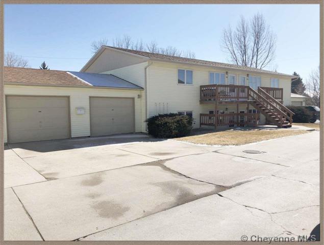 246 E Carlson St, Cheyenne, WY 82009 (MLS #70627) :: RE/MAX Capitol Properties