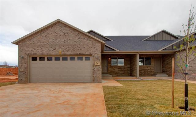 1552 28TH ST, Laramie, WY 82050 (MLS #70632) :: RE/MAX Capitol Properties