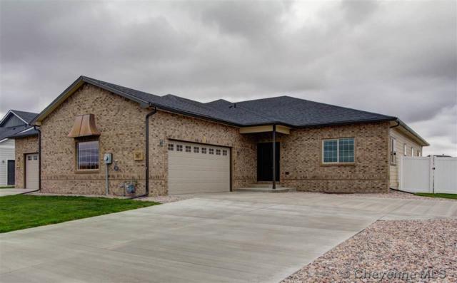 2628 Knadler, Laramie, WY 82050 (MLS #70635) :: RE/MAX Capitol Properties