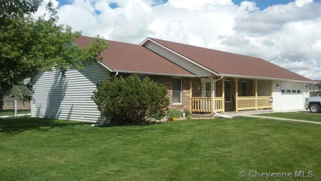1107 21ST ST, Wheatland, WY 82201 (MLS #70651) :: RE/MAX Capitol Properties