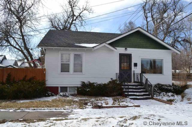 2710 O Neil Ave, Cheyenne, WY 82001 (MLS #70663) :: RE/MAX Capitol Properties