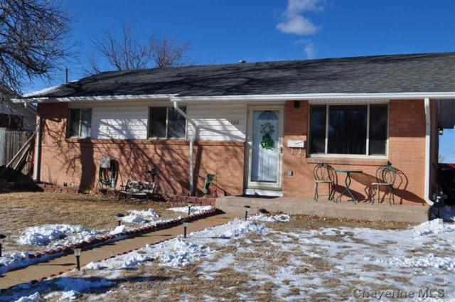 1500 W Leisher Rd, Cheyenne, WY 82007 (MLS #70683) :: RE/MAX Capitol Properties