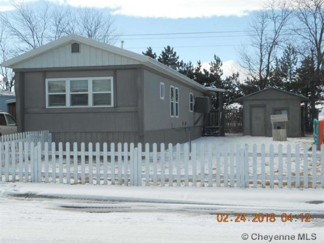 79 31ST ST, Wheatland, WY 82201 (MLS #70691) :: RE/MAX Capitol Properties