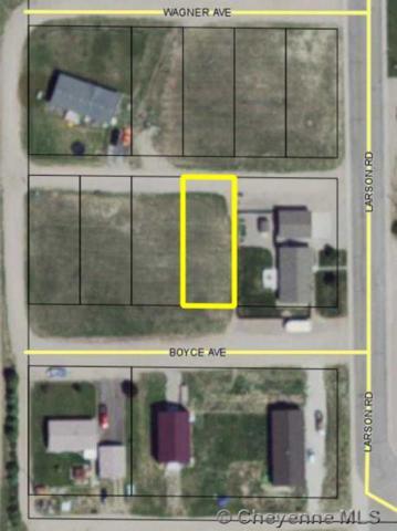 LOT 3 Boyce Ave, Albin, WY 82050 (MLS #70717) :: RE/MAX Capitol Properties