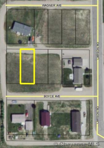 LOT 5 Boyce Ave, Albin, WY 82050 (MLS #70719) :: RE/MAX Capitol Properties