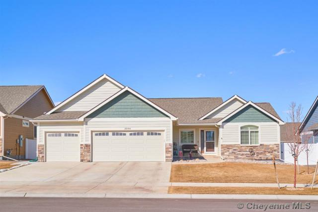 3506 Sowell St, Cheyenne, WY 82009 (MLS #70724) :: RE/MAX Capitol Properties