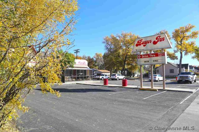 904 W Pershing Blvd, Cheyenne, WY 82001 (MLS #70734) :: RE/MAX Capitol Properties
